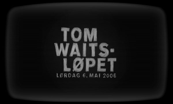 Tom Waits-løpet